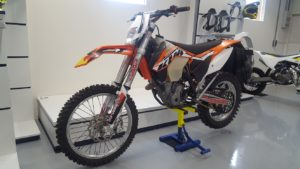 KTM  EXC F