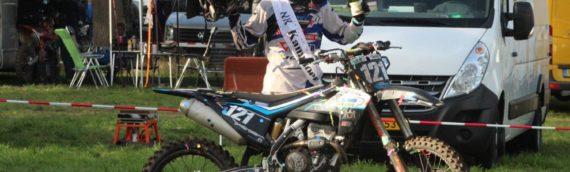 Marco Leerink Nederlands kampioen CUP 250.