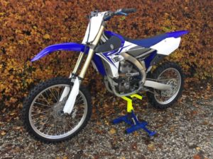Yamaha YZ F